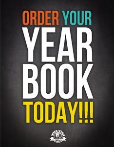 order Yearbooks flyer