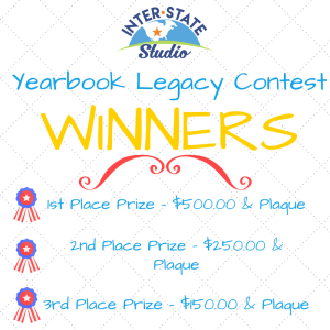 2015-2016 Yearbook Legacy Contest Winners