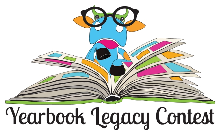 Yearbook Legacy Contest Logo